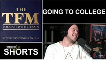 Total Frat Move Podcast: Going To College w/ Jimmy Tatro