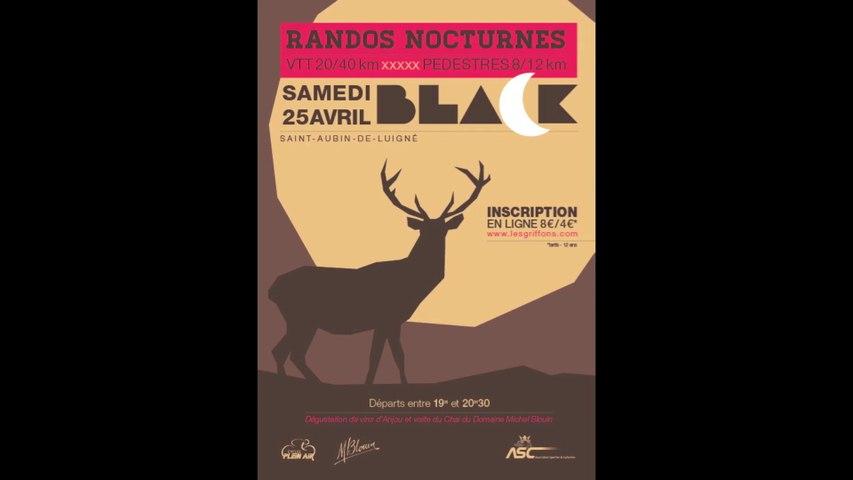 Rando VTT - La Black 2015