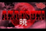 NARUTO | Akatsuki Opening [NGE Style]