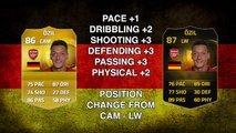 FIFA 15 Ultimate Team IF Mesut Özil 87 Player Review FUT 15 Inform Mesut Özil FIFA 15 UT