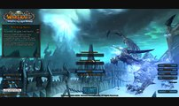 WoW: Wrath of the Lich King intro Cinematic High Quality