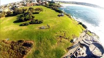 Sydney from Above: Ep1 - Hunter's Park - Bondi to Bronte on board the Phantom 2