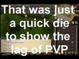 Runescape P2P/F2P PVP vid 1 ~Link2299's first PVP vid~