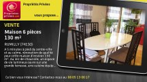 A vendre - maison - RUMILLY (74150) - 6 pièces - 130m²