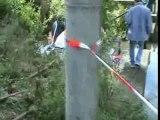 crash d'une 306 maxi
