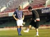 c.ronaldo, zlatan and ronaldinho freestyle joga bonito