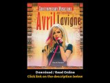 Download Avril Lavigne Contemporary Musicians and Their Music By Sarah Sawyer P