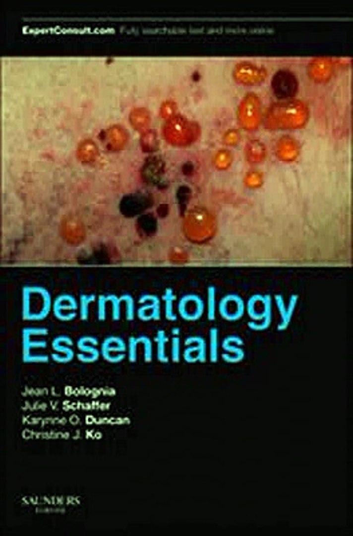 Download Dermatology Essentials E- Book Ebook {EPUB} {PDF} FB2