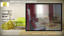 For Rent - House - Leers-Nord (7730) - 90m²