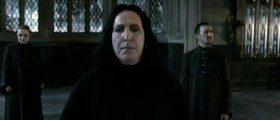 Harry Potter and the Deathly Hallows - Severus Snape vs Minerva Mcgonagall [HD]