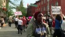 Manifestations contre les violences policières dans plusieurs villes des États-Unis