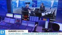 L'espace et les salaires Nabilla et Jean-Marc Morandini... Voici le zapping matin !