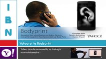 Bodyprint from Yahoo - iB Networking