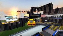 Hardest Custom Track in Trackmania Nations Forever