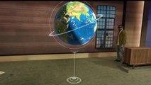 Microsoft  mostra una simulazione di Hololens sulla Build 2015