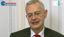 Entretien avec Jean-Louis Bianco, Président de l'Observatoire de la laïcité