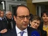 François Hollande : «Si les faits sont avérés, il y aura des sanctions»