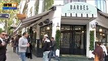 Paris: une brasserie de luxe ouvre dans le quartier populaire de Barbès