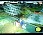 Dragon Ball Z Budokai Tenkaichi 2: Vegeta vs Gogeta SSJ4