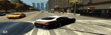 GTA 4 IV PC SMART CAR MOD CRASH TESTING (HD 720p) - video dailymotion
