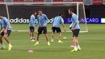 Uruguay: Lieber Luis Suarez als Lionel Messi