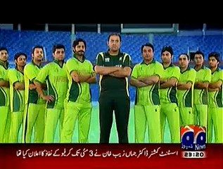 Pakistani Cricket Players In Ads VS Reality – Classical Chitrol Of Pak Team On Lost Over Bangladesh