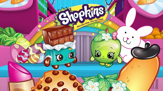 Shopkins Cartoon