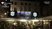 Vodka Promo Babylon Club Cannes