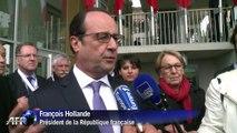 """Centrafrique: Hollande """"implacable"""" si les faits sont avérés"""