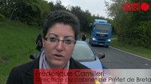 Contrôle routier Ille-et-Vilaine week-end mai