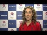 EYOWF 2013 -  Team GB Ambassador Amy Williams