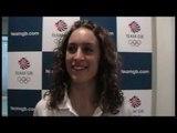 Team GB Skeleton Athlete Amy Williams - Video Diary 1