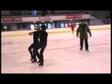 Ice Dancers John and Sinead Kerr Diary 2