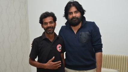 Fan from West Bengal meets Pawan Kalyan