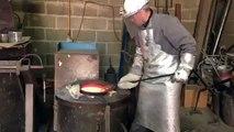 La fonderie d'art Macheret fabrique des pièces en bronze et en laiton