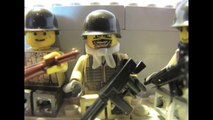 lego ww2 Battle of Ramelle - video dailymotion