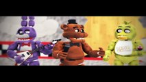 MMD Five nights at Freddy's] TOO MANY FOXY MODEL'S - video