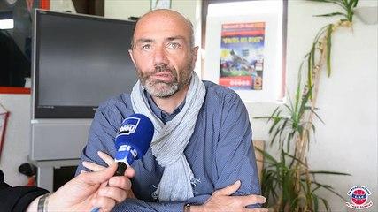 Avant Valenciennes : Cédric DAURY
