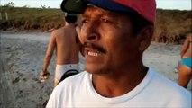 Carbón, minería y pescadores (Santa Marta - Colombia)