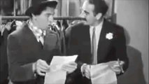 Marx Brothers - The Contract Scene - Chico and Groucho