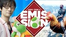 Gamekult l'émission #260 : Mods / Yoshi's Woolly World