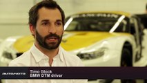 Preparations for the 24 Hours of Spa-Francorchamps - Interview Timo Glock BMW DTM driver