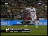 Resum Real Madrid 0-3 Barça. Lliga 2005/06