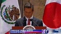 PEÑA NIETO Y SHINZO ABE DE JAPÓN ALCANZAN 14 ACUERDOS 25 JULIO 2014 VISITA OFICIAL MÉXICO DF