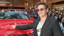 Robert Downey Jr, Avengers Cast on World Tour for Marvel's AVENGERS: AGE OF ULTRON