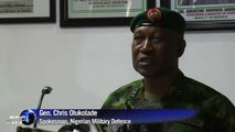 Nigerian military rescues more women, girls from Boko Haram