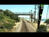 Amtrak Pacific Surfliner Cab Ride LA to San Diego DVD