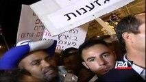 Israël: heurts lors d'une manifestation de Juifs éthiopiens; 3 policiers blessés