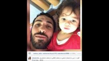 صور إبنة أبوتريكة ب تي شيرت الأهلي تشعل مواق