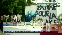 1er mai: Le défilé du Front National se fera t-il sans Jean-Marie Le Pen